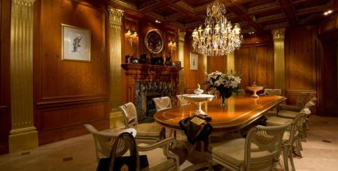 Clive Christian   Yew Dining Room