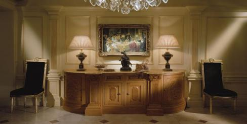 Clive Christian   Cream Sideboard