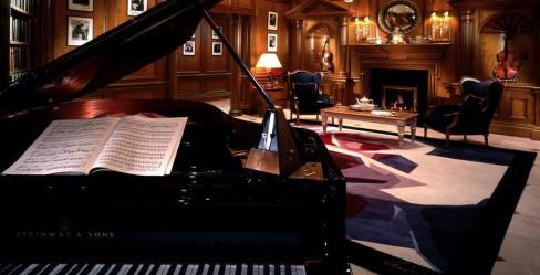 Clive Christian | Yew Music Room
