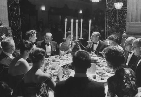 Social Etiquette - Dinner Parties