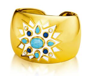 Verdura Jewelry | Sunburst Cuff