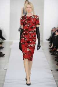 Oscar de la Renta Autumn|Winter 2013