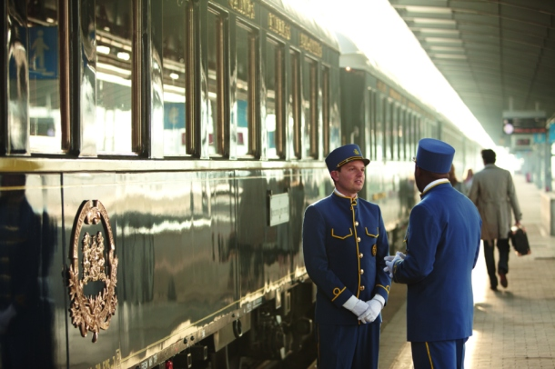The Venice Simplon-Orient-Express