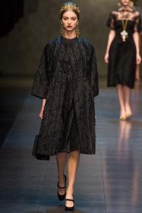 Dolce & Gabbana A|W 2013
