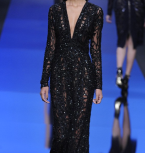 Paris Fashion Week: Elie Saab – Autumn|Winter 2013