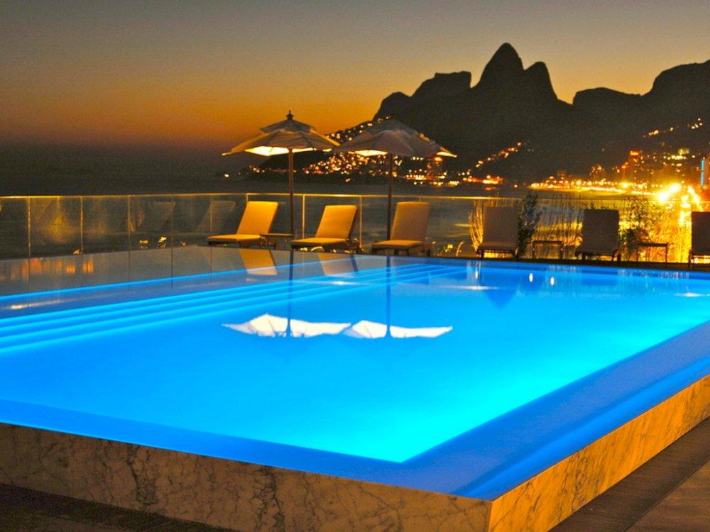 Fasano Hotel | Brazil