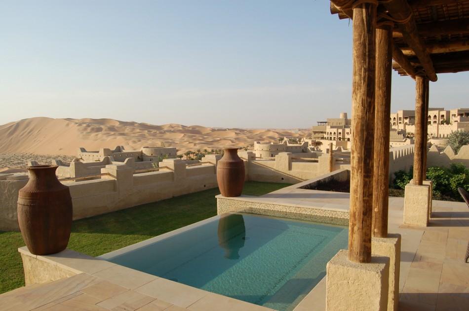 Qasr al Sarab Desert Resort  | Abu Dhabi