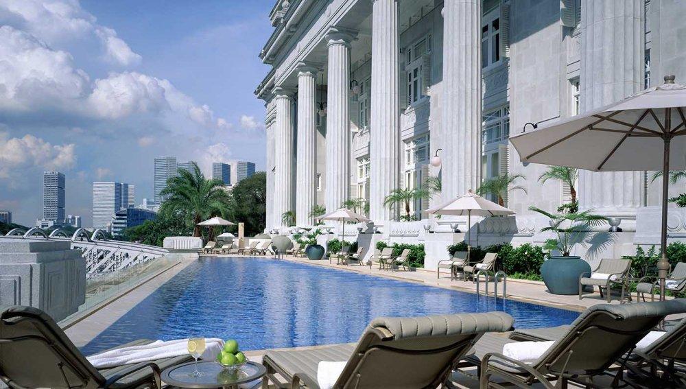 Fullerton Hotel | Singapore