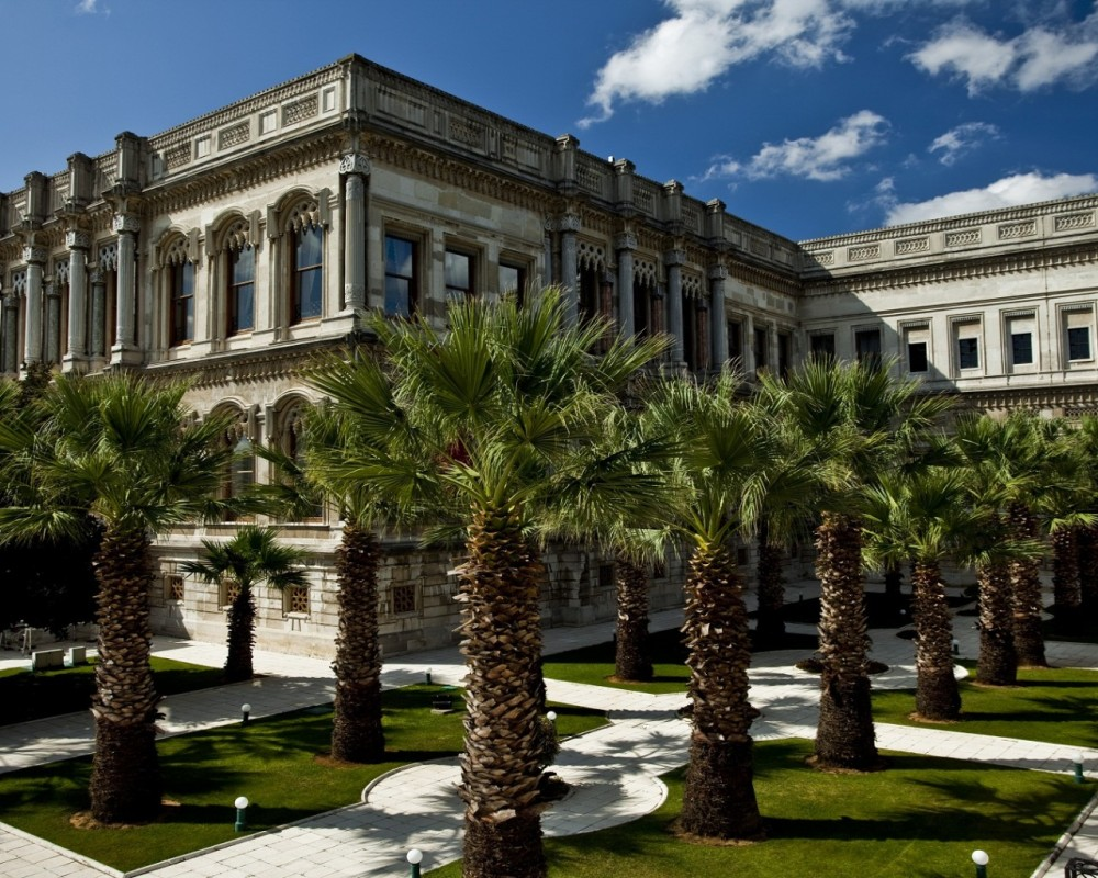 Çırağan Palace Kempinski | East Garden