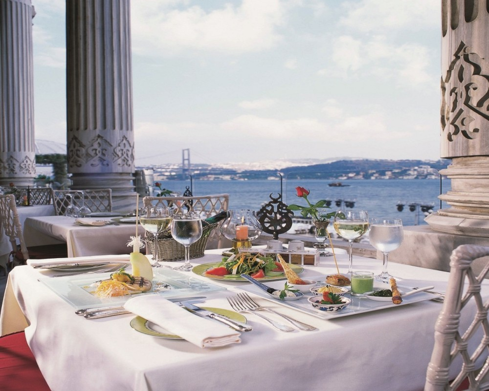 Çırağan Palace Kempinski | Tugra Restaurant