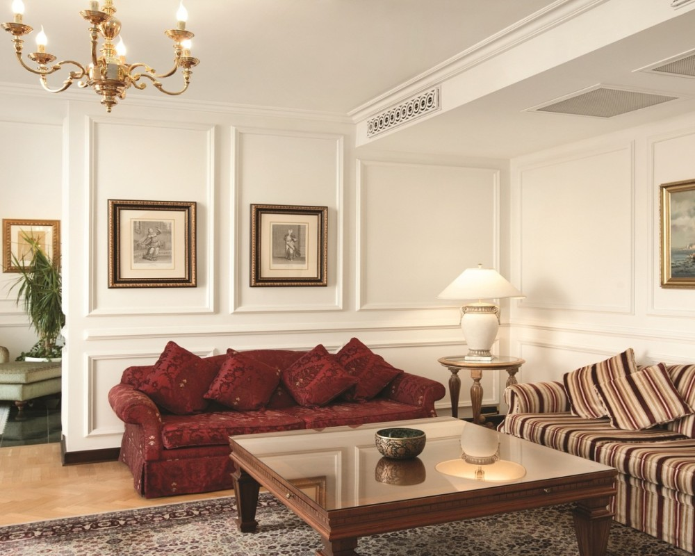 Çırağan Palace Kempinski | Two Bedroom Corner Palace Suite