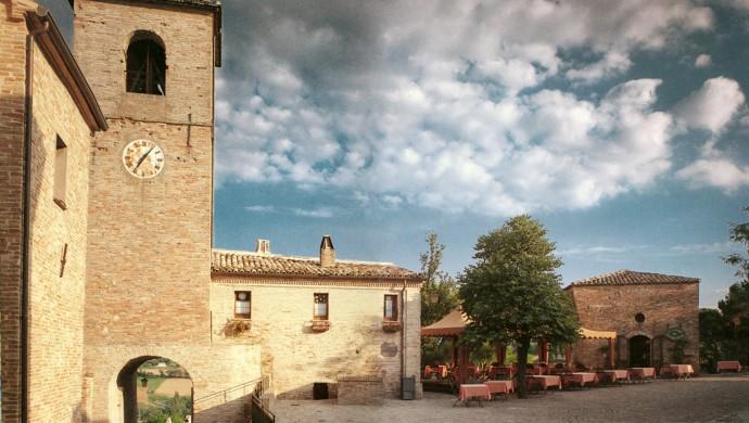 Alberta Ferretti for Palazzo Viviani - Castello di Montegridolfo | Montegridolfo, Italy
