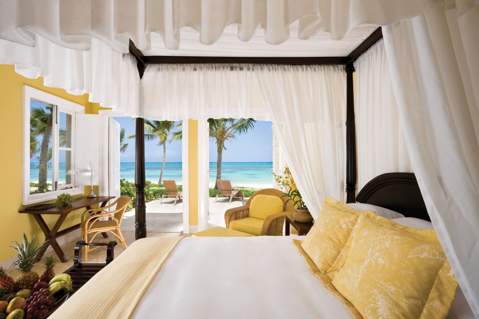 Oscar de la Renta for Tortuga Bay Villas | Punta Cana, Dominican Republic