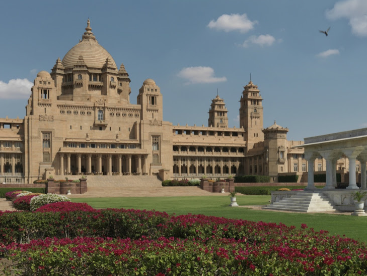 Umaid Bhawan Palace - India