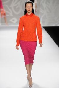 Monique Lhuillier - Spring|Summer 2014
