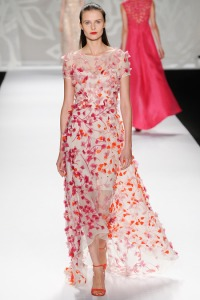 Monique Lhuillier - Spring|Summer 2014