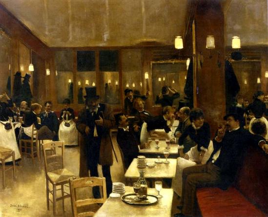 La Brasserie | Jean-Georges Béraud, 1883