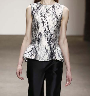 Mercedes-Benz Fashion Week: Rolando Santana – Autumn|Winter 2014