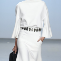 New York Fashion Week: Sally LaPointe - Spring|Summer 2015