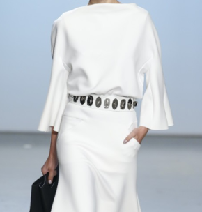 New York Fashion Week: Sally LaPointe – Spring|Summer 2015