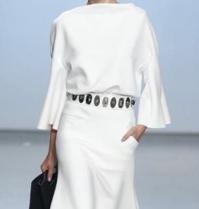 New York Fashion Week: Sally LaPointe – Spring|Summer2015