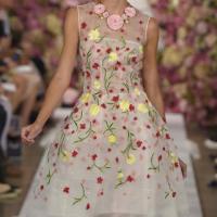 New York Fashion Week: Oscar de la Renta - Spring|Summer 2015