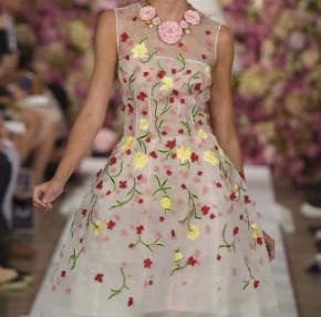 New York Fashion Week: Oscar de la Renta – Spring|Summer2015