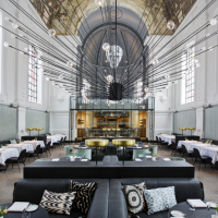 The Jane Restaurant | Antwerp